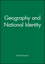 Geography and National Identity (063118936X) cover image