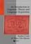 An Introduction to Linguistic Theory and Language Acquisition (063119536X) cover image