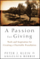 A Passion for Giving: Tools and Inspiration for Creating a Charitable Foundation (1118023870) cover image