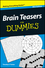 Brain Teasers For Dummies, Mini Edition (1118042670) cover image
