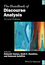 The Handbook of Discourse Analysis, 2nd Edition (1119039770) cover image