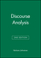 Discourse Analysis, 2nd Edition (1405144270) cover image