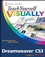Teach Yourself VISUALLY Dreamweaver CS3 (0470345071) cover image