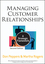 Managing Customer Relationships: A Strategic Framework, 2nd Edition (0470423471) cover image