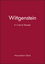 Wittgenstein: A Critical Reader (0631194371) cover image