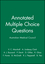 Annotated Multiple Choice Questions: Australian Medical Council (0867933771) cover image