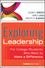 Exploring Leadership: For College Students Who Want to Make a Difference, 3rd Edition (1118399471) cover image