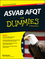 ASVAB AFQT For Dummies, 2nd Edition (1118775171) cover image