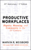 Productive Workplaces: Dignity, Meaning, and Community in the 21st Century, 3rd Edition, 25 Year Anniversary (0470900172) cover image