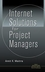 Internet Solutions for Project Managers (0471330272) cover image