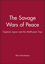 The Savage Wars of Peace: England, Japan and the Malthusian Trap (0631181172) cover image