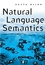 Natural Language Semantics (0631192972) cover image