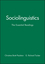Sociolinguistics: The Essential Readings (0631227172) cover image