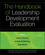 The Handbook of Leadership Development Evaluation (0787982172) cover image