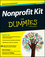 Nonprofit Kit For Dummies, 4th Edition (1118604172) cover image