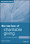 The Tax Law of Charitable Giving, 2017 Supplement, 5th Edition (1119345472) cover image
