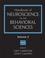 Handbook of Neuroscience for the Behavioral Sciences, Volume 2 (0470083573) cover image