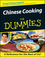 Chinese Cooking For Dummies (0764552473) cover image