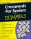Crosswords for Seniors For Dummies (0470491574) cover image