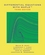 Differential Equations with Maple, 3rd Edition (0471773174) cover image