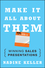 Make It All About Them: Winning Sales Presentations (1118428374) cover image