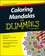 Coloring Mandalas For Dummies (1119220874) cover image