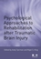 Psychological Approaches to Rehabilitation after Traumatic Brain Injury (1405111674) cover image