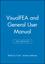 VisualFEA and General User Manual (0471212075) cover image