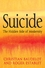Suicide: The Hidden Side of Modernity (0745640575) cover image