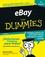 eBay�Para Dummies, 4a Edici�n (0764568175) cover image