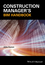 Construction Manager's BIM Handbook (1118896475) cover image