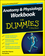 Anatomy and Physiology Workbook For Dummies, 2nd Edition (1118940075) cover image