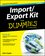 Import/Export Kit For Dummies, 3rd Edition (1119079675) cover image