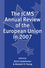 The JCMS Annual Review of the European Union in 2007 (1405179775) cover image