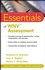 Essentials of WNV Assessment (0470284676) cover image