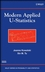 Modern Applied U-Statistics (0471682276) cover image