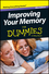 Improving Your Memory For Dummies, Mini Edition (1118042476) cover image