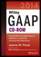 Wiley GAAP 2014: Interpretation and Application of Generally Accepted Accounting Principles (CD-ROM) (1118734076) cover image