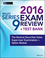 Wiley Series 9 Exam Review 2016 + Test Bank: The General Securities Sales Supervisor Qualification Examination--Option Module (1119112176) cover image