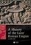 A History of the Later Roman Empire, AD 284-641: The Transformation of the Ancient World (1405108576) cover image