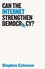 Can The Internet Strengthen Democracy? (1509508376) cover image
