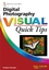 Digital Photography Visual Quick Tips (0470083077) cover image