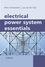 Electrical Power System Essentials (0470510277) cover image