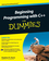 Beginning Programming with C++ For Dummies (0470617977) cover image