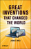Great Inventions that Changed the World (0470768177) cover image