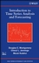 Introduction to Time Series Analysis and Forecasting (0471653977) cover image