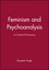 Feminism and Psychoanalysis: A Critical Dictionary (0631183477) cover image
