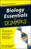 Biology Essentials For Dummies (1118072677) cover image