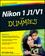 Nikon 1 J1/V1 For Dummies (1118299477) cover image