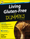Living Gluten-Free For Dummies, 2nd UK Edition (1118530977) cover image